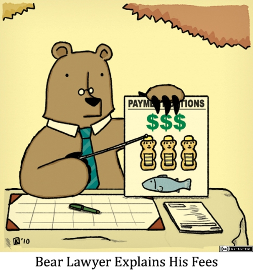 Bear Lawyer Discusses His Fees