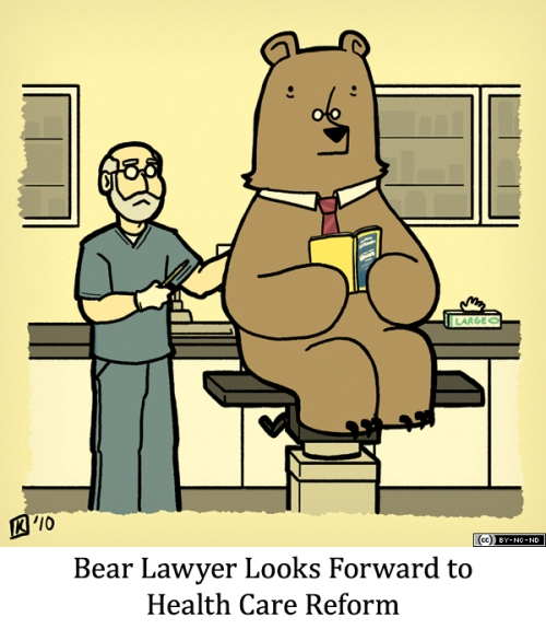 Bear Lawyer Looks Forward to Health Care Reform