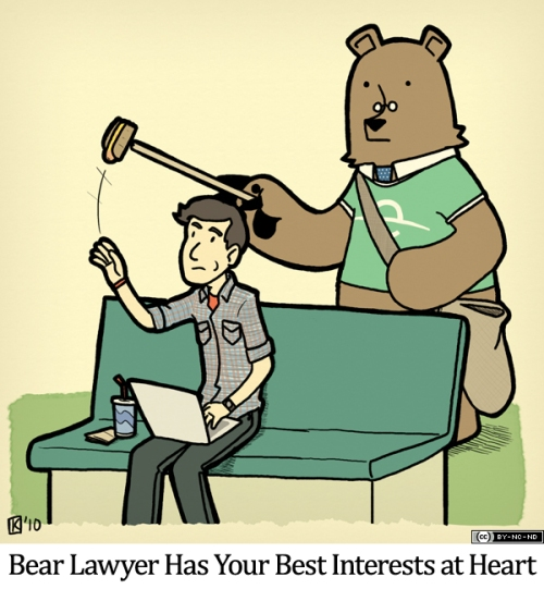 Bear Lawyer Has Your Best Interests at Heart