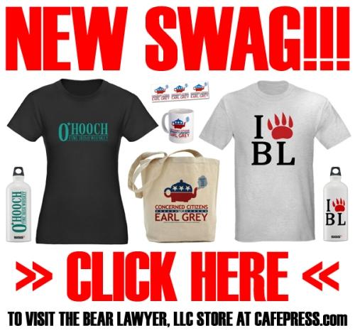 Bear Lawyer Swag