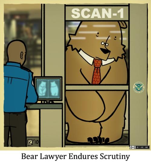 Bear Lawyer Endures Scrutiny