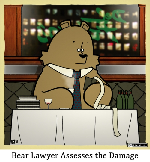 Bear Lawyer Assesses the Damage
