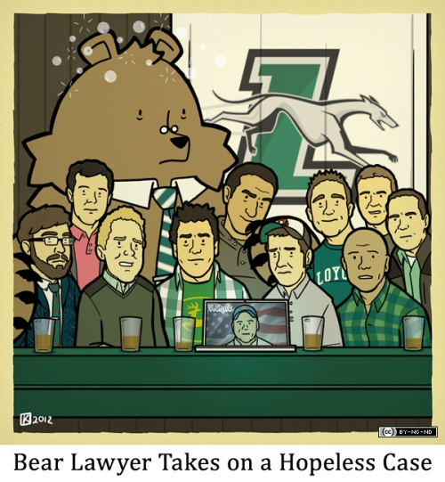 Bear Lawyer Takes on a Hopeless Case