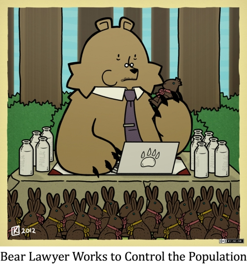 Bear Lawyer Works to Control the Population