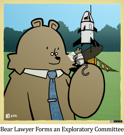 Bear Lawyer Forms an Exploratory Committee