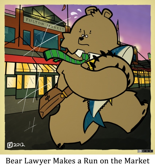 Bear Lawyer Makes a Run on the Market