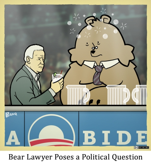 Bear Lawyer Poses a Political Question