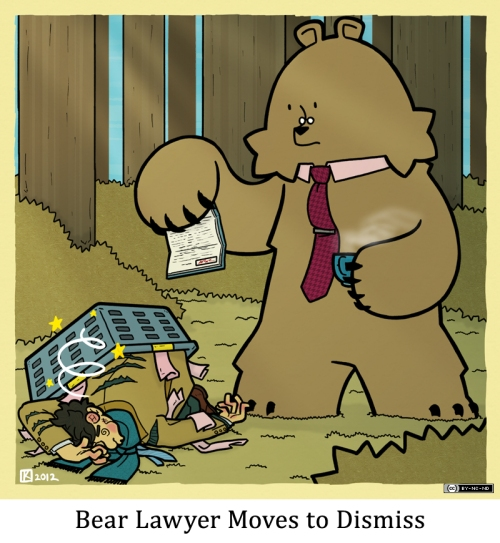 Bear Lawyer Moves to Dismiss