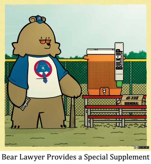 Bear Lawyer Provides a Special Supplement