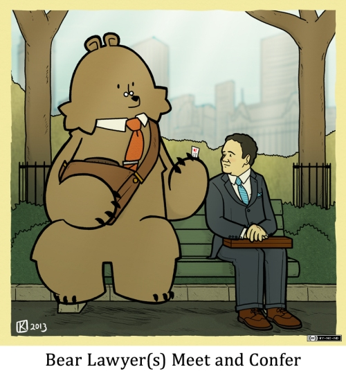 Bear Lawyer(s) Meet and Confer