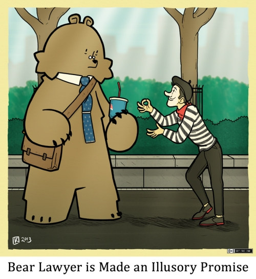 Bear Lawer is Made an Illusory Promise