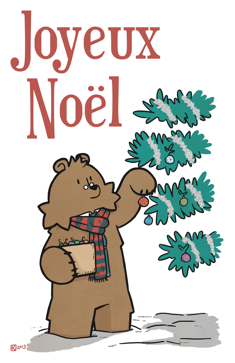 Have Yourself a Bear-y Little Christmas